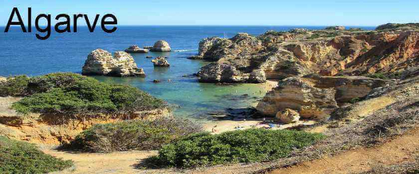 Algarve Bucht
